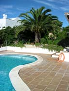 Menorcan villas available with pools